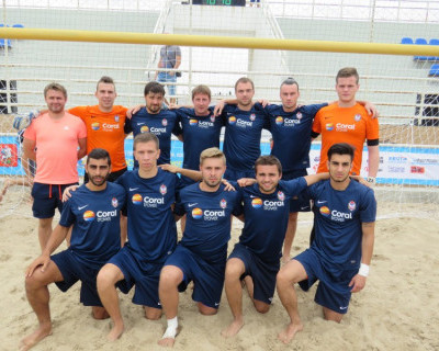 Турнир по пляжному футболу в Севастополе назвал победителей (фото)