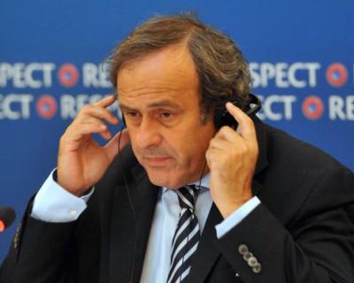 Мишель Платини может посетить один из матчей крымского чемпионата по футболу