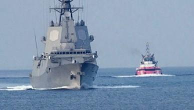 Украина и США начинают совместные военно-морские учения на Черном море