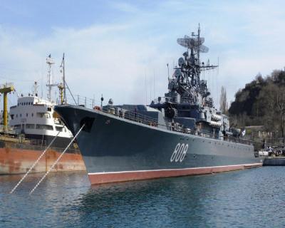 Формирование боеспособности Крыма (фото)