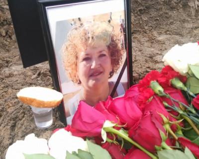 В Подмосковье прошли похороны Ирины Остащенко