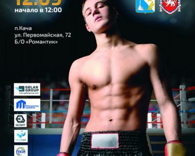 В посёлке Кача пройдет встреча по боксу юношеских сборных Севастополя и Крыма