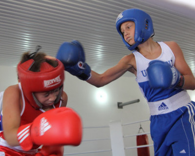 В Севастополе открылся новый зал для занятий боксом (фото, видео)