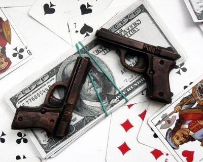 """""""Карты, деньги, два ствола"""". По-крымски!"""