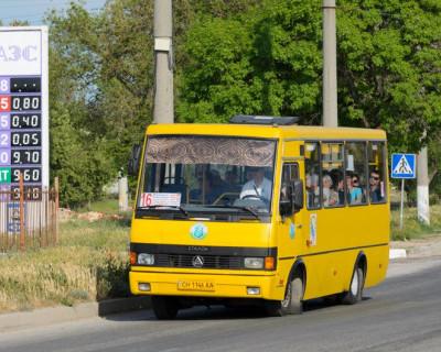 Водители Севастополя до сих пор возят людей по территории Украины? (фото)