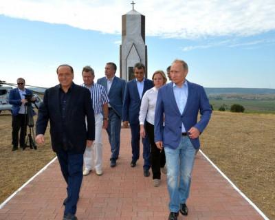 """Либеральная пресса заявляет о  """"пошатнувшемся"""" рейтинге Путина в Крыму (фото)"""