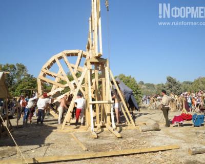 В Севастополе завершился Крымский военно-исторический фестиваль (21 фото)