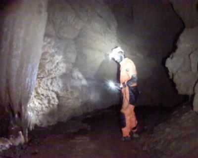 Как Ассоциация спелеологов Севастополя штурмовала пещеру Карасу (видео, фото)