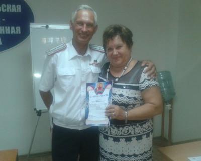 Представитель севастопольского казачьего союза «РУСЬ»: «Русские своих не бросают!»