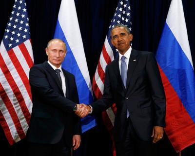 О чем договорились Путин и Обама на «откровенных» переговорах (фото)