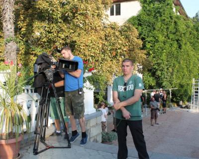 Как Андрей Кончаловский в Крыму снимает «Рай» (фото)