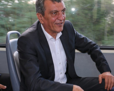 После встречи с Губернатором Севастополя тронулся с места новый троллейбус