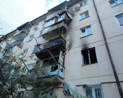 В  Стрелецкой бухте Севастополя выгорела квартира (фото)