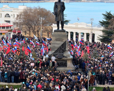 Как быть или казаться героем в Севастополе