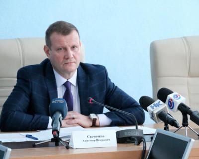 Двойная нагрузка на представителя Губернатора Севастополя в Заксобрании Александра Свечникова