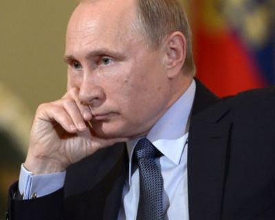 Молния! Эксклюзивное интервью Владимира Путина (видео)