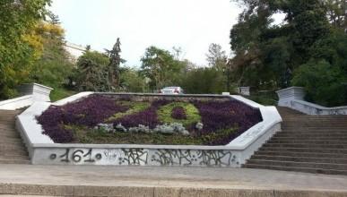 Синопская лестница - предмет гордости или позор федерального масштаба? (фото)