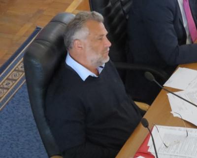 Сессия Законодательного собрания Севастополя через объектив фотоаппарата (фото)