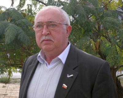 Александр Ковшарь отзывает законопроект о гербе и флаге Севастополя (документ)