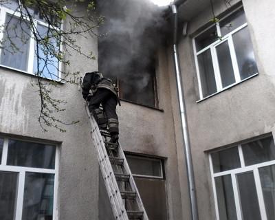 """""""Спички детям не игрушка"""". В Севастополе произошёл пожар в детском саду"""