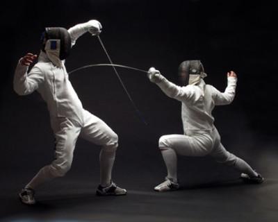 Не пропусти набор в школу спортивного фехтования (видео)