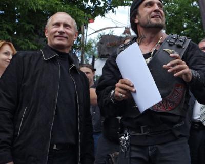 Клуб русских мотоциклистов «Ночные волки» получили 12-миллионный грант на создание молодежного центра в Севастополе