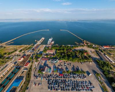В порту «Крым» ожидают прибавления. Теперь места хватит всем