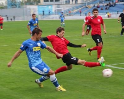 «СКЧФ Севастополь» разгромил ялтинский «Рубин» и вернул себе второе место