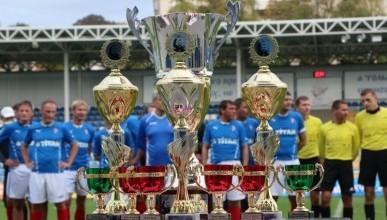 Симферопольская «Таврия» - обладатель «Кубка имени Льва Яшина» (фото)