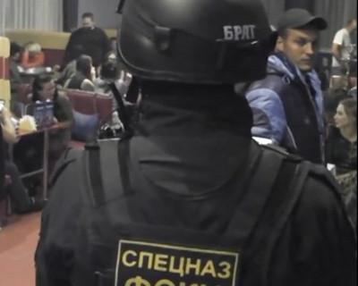 """Спецназ ФСКН успешно """"оторвался"""" в ночном клубе (видео)"""