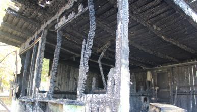 В Севастополе во время пожара погибло три человека (фото)