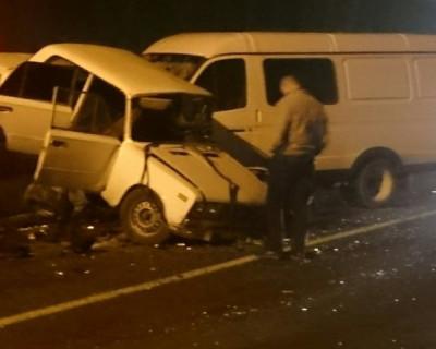 На трассе Ялта - Севастополь в результате ДТП пострадало 6 человек (фото, видео)