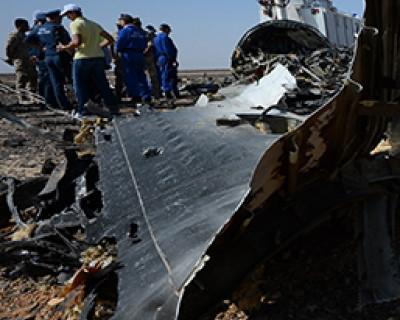 Эксперты обнаружили у пассажиров А321 взрывные травмы (фото с места крушения)