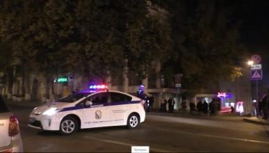 Ночной «ИНФОРМЕР»: В Севастополе приступили к поиску бомбы в «Детском мире» (видео)