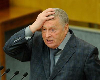 Кобзона и Жириновского выгоняют из Госдумы?