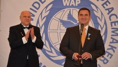 1 октября 2014 года в Крыму в Ливадийском Дворце с большим успехом состоялся «Форум Мира». (фото)