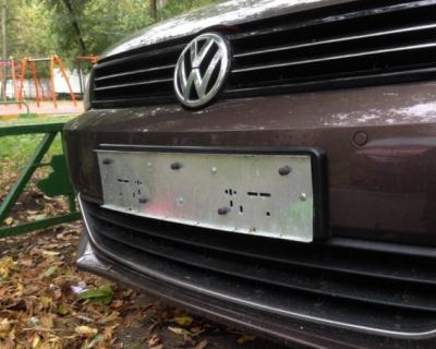 Севастопольцы, сторожите свои автомобили! Неизвестные воруют украинские номера