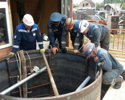 На глубине 18 метров найдено тело исчезнувшего во дворе своего дома мужчины