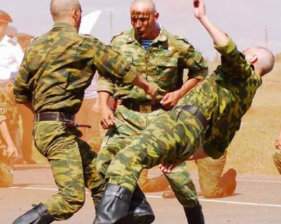 Военнослужащие и спортсмены Севастополя определят сильнейшего в армейском рукопашном бою