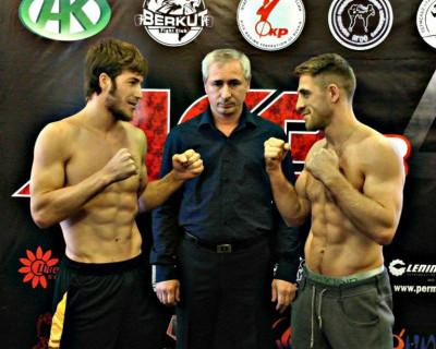 Симферополец выступит на престижном турнире по кикбоксингу в Перми