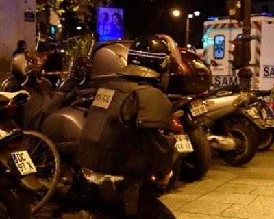 Ночной ИНФОРМЕР: Реал видео с места терактов в Париже (видео очевидцев)