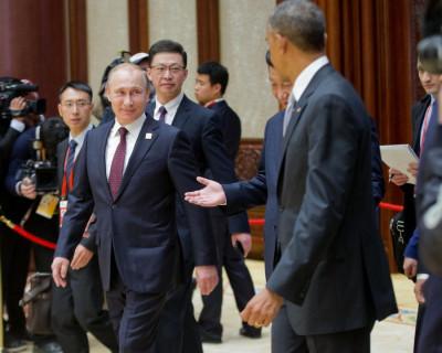 Стали известны подробности беседы Владимира Путина с президентом США