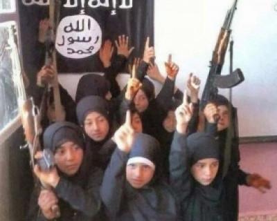 В Евпатории детские игры в террористов приобретают нешуточных характер