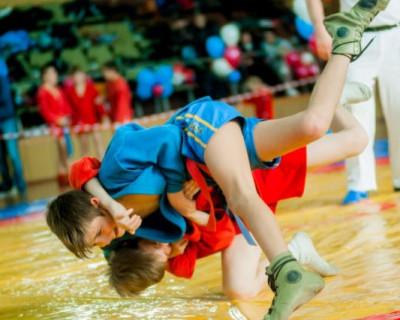 На борцовских коврах отстояли спортивную честь Севастополя (фото)