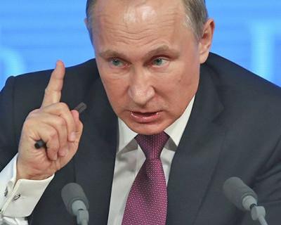 СРОЧНО! Новость на 50 млн долларов. Путин официально сообщил о причине крушения А321 (видео)