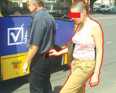 В Севастополе участились карманные кражи, будьте бдительны!