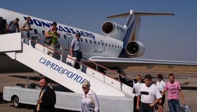 Минтранс считает нецелесообразным создавать базового авиаперевозчика в Крыму