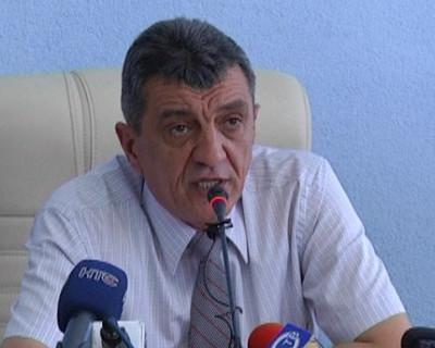 Губернатором города Севастополь избран Сергей Меняйло (видео)