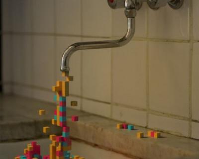 Фильтруйте! Из кранов с водой странного цвета выползают пиявки (фото)