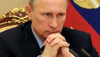 """Путин: """"С воздуха нам нанесли удар в спину"""" (видео)"""